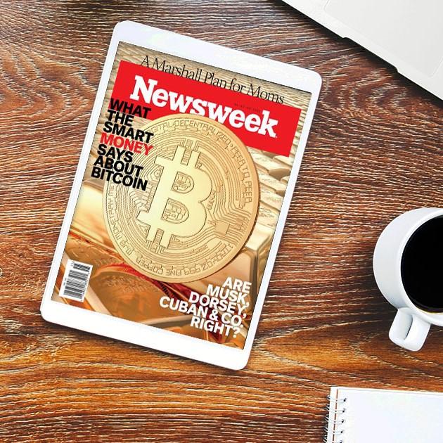 Newsweek on iPad